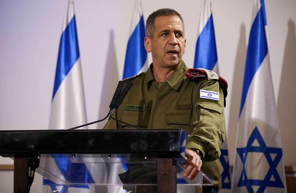 """""""كان حدثاً قاسياً علينا"""".. رئيس الأركان الإسرائيلي يروي لحظات غيرشتاين الأخيرة"""