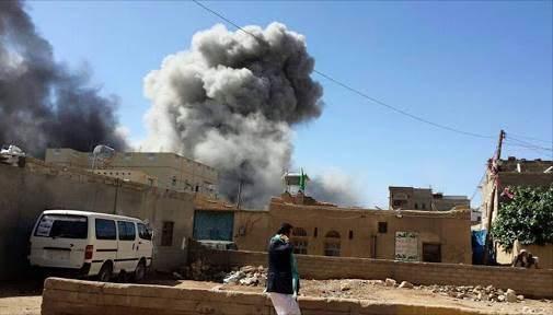 اليمن: مواجهات عنيفة في  مديريتي صرواح ومدغِل