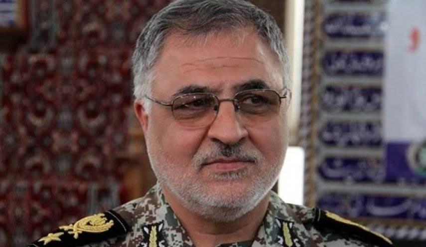 عميد في الدفاع الجوي الإيراني: نراقب العدو وسنرد بشكل ساحق علی أي تهدید