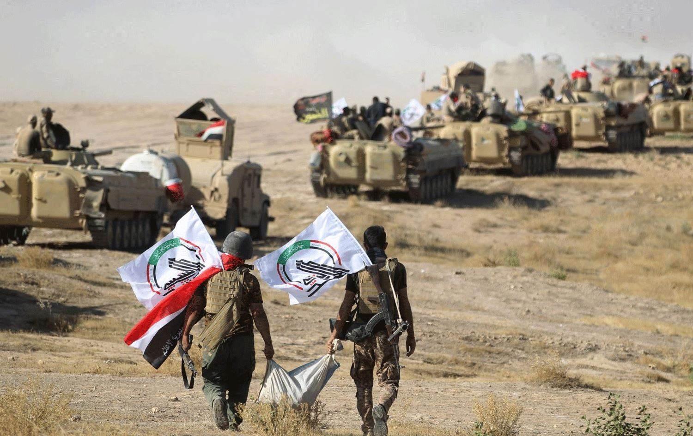 """انطلاق عمليات """"أسود الصحراء"""" لملاحقة بقايا داعش في صحراء الأنبار"""