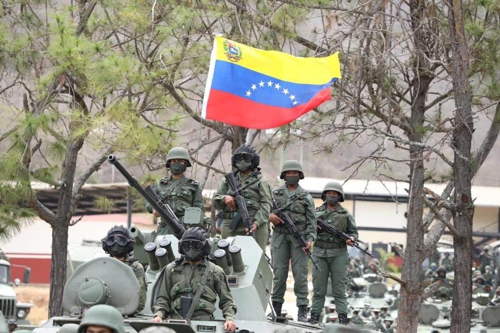 فنزويلا تحبط عملية تسلل جديدة... من كولومبيا