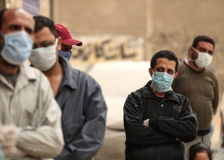 مصر: 348 إصابة بفيروس كورونا و7 حالات وفاة في 24 ساعة