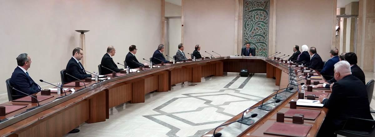 الأسد: ماضون في إجراءات الوقاية وسنجد خطة لتخفيض الأسعار