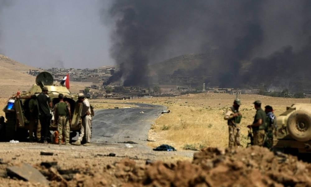 الحشد الشعبي يصد هجومين لداعش في السعيدات جنوب بغداد