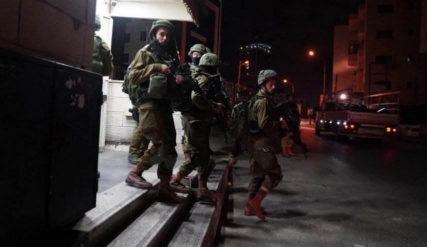 القوات الإسرائيلية تشن اعتقالات في القدس والضفة