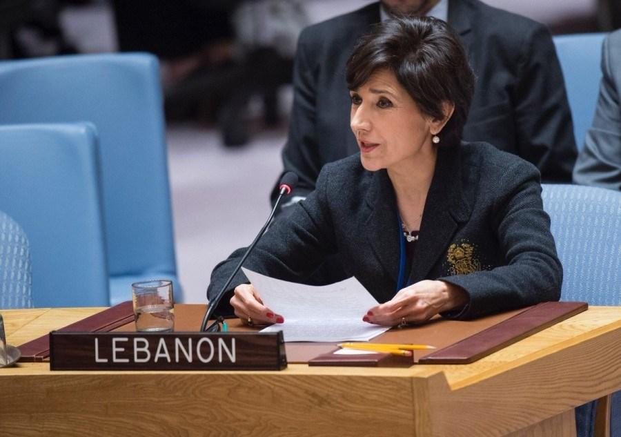 """مصادر للميادين: رئيسة البعثة اللبنانية تدعم مطلب واشنطن بشأن """"اليونيفيل"""""""