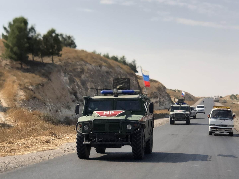 الجيشان الروسي والتركي يضاعفان منطقة الدوريات في سوريا