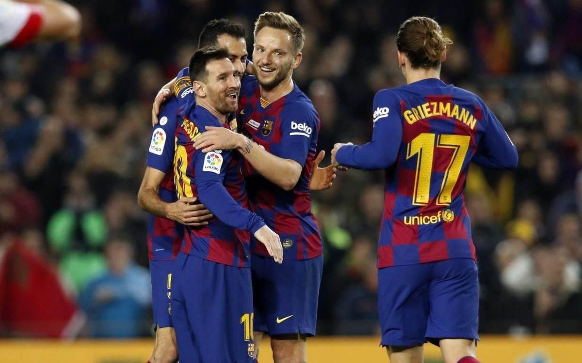 برشلونة سيخضع لفحوصات كورونا غداً الأربعاء
