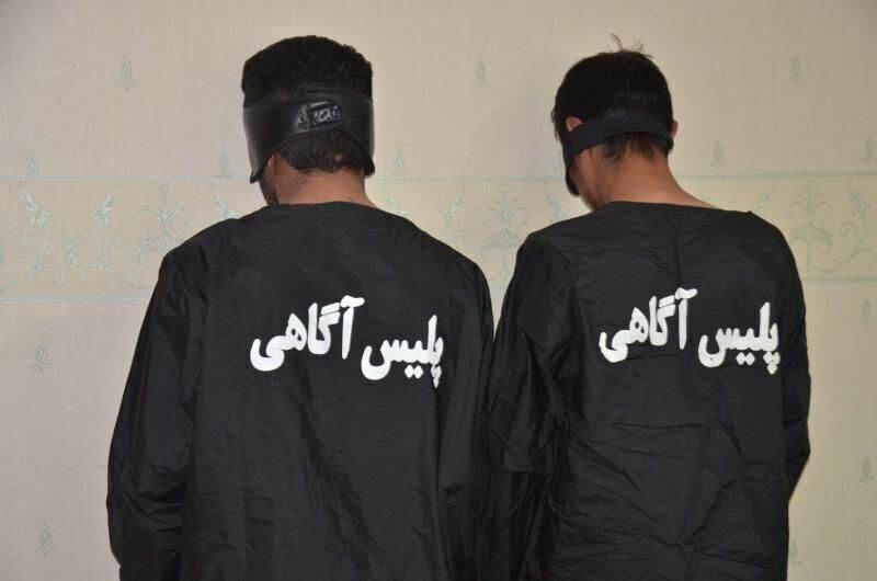تفكيك شبكة إرهابية في خوزستان الإيرانية