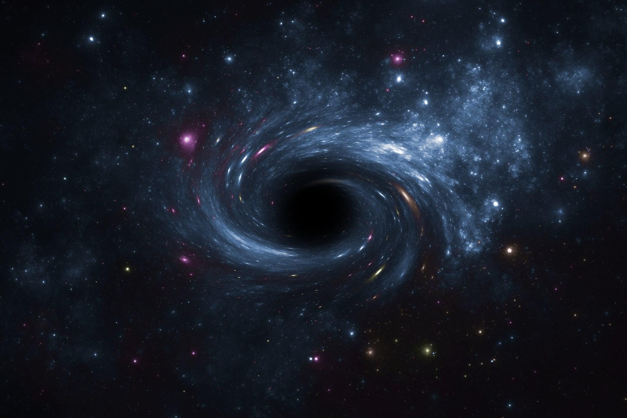 علماء الفلك يكتشفون ثقباً أسود جديداً