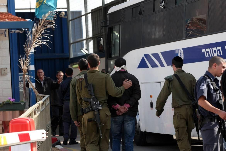 360 قرار اعتقال إداري لمحاكم الاحتلال في 4 أشهر