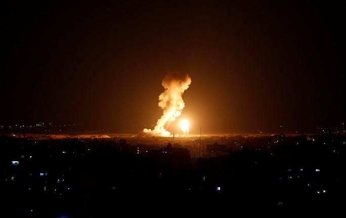 اعتداءات إسرائيلية ليلية على قطاع غزة