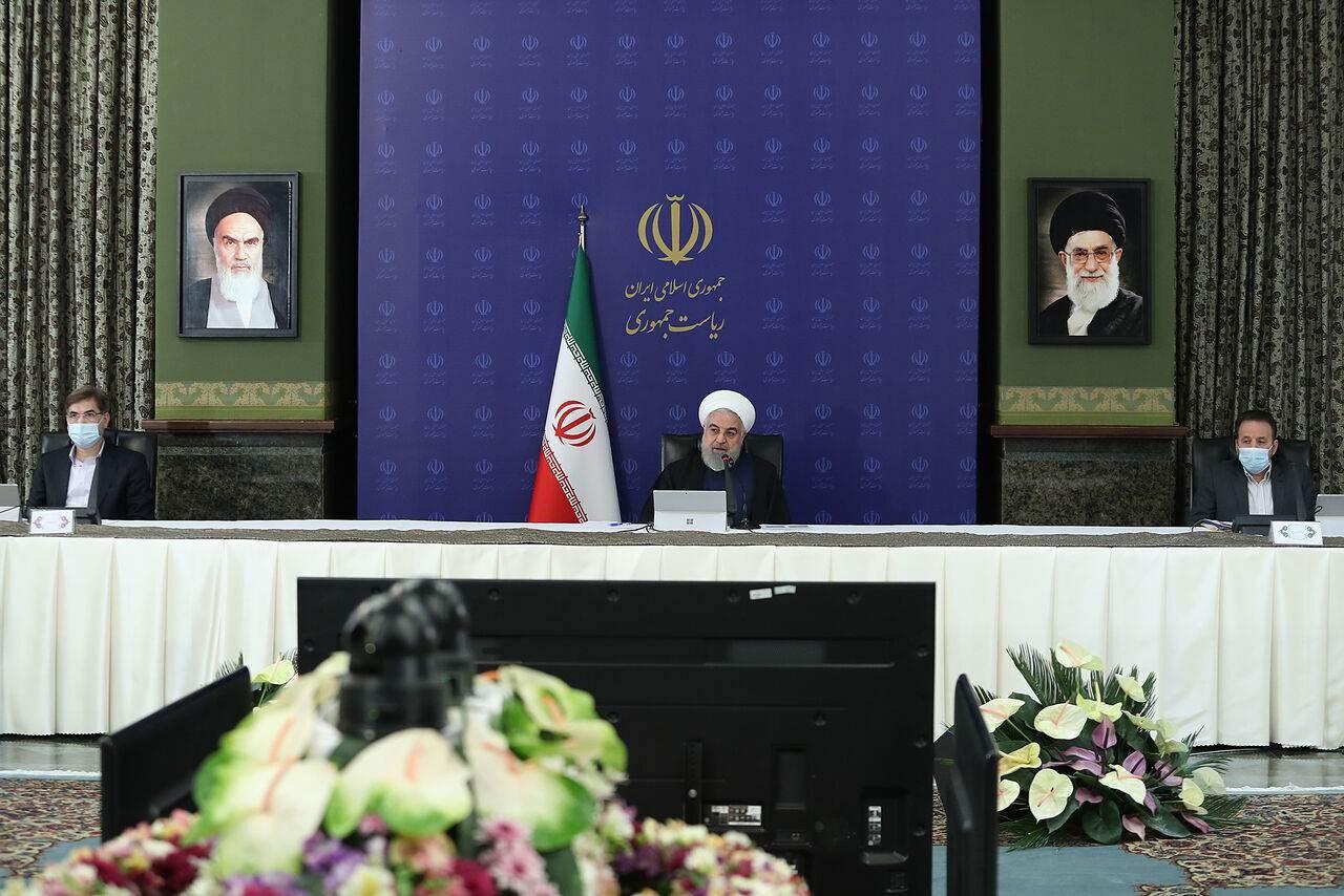 روحاني: واشنطن أدركت حجم الخطأ بخروجها من الاتفاق النووي