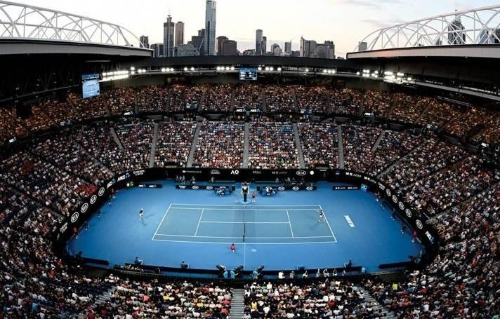 إمكانية إلغاء بطولة أستراليا للتنس 2021