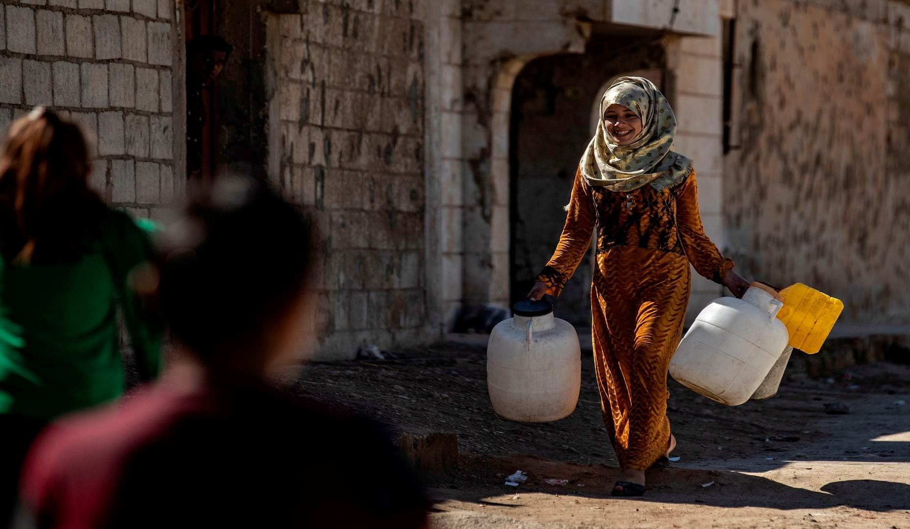 الجيش التركي يحرم مليون مواطن من المياه في الحسكة.. مجدداً