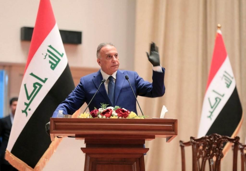 إيران وتركيا تهنئان الكاظمي على نيله ثقة البرلمان العراقي