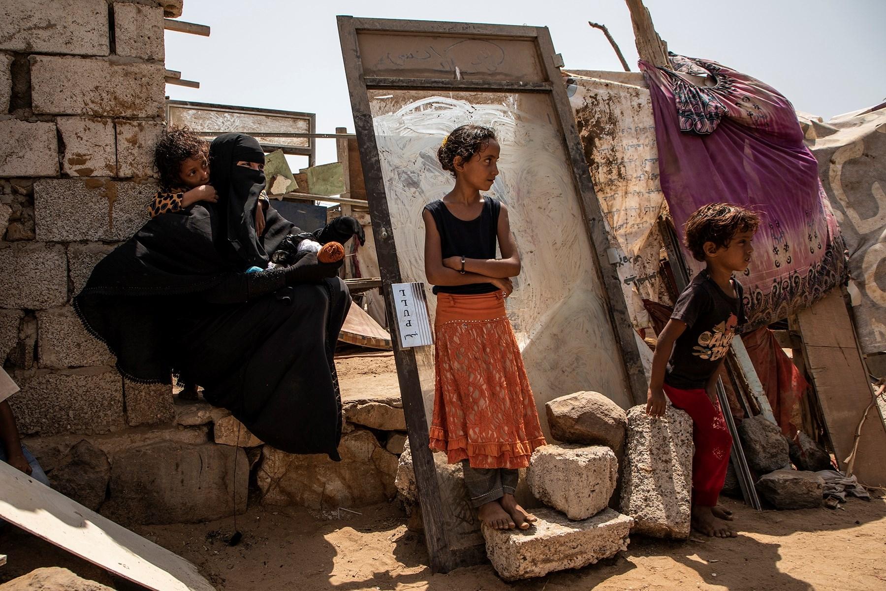 أكثر من 48 ألف امرأة يمنية حامل معرضة للموت بسبب نقص الرعاية