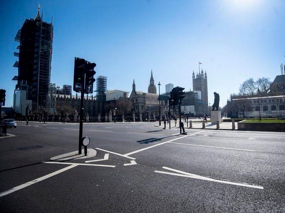 بريطانيا: بنك انكلترا يتوقع تراجع إجمالي الناتج الداخلي 14% بسبب كورونا