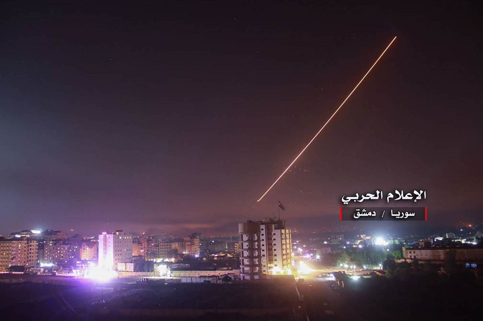 متى سيكون الردّ المناسب على الاعتداءات الإسرائيلية المتكررة في سوريا؟