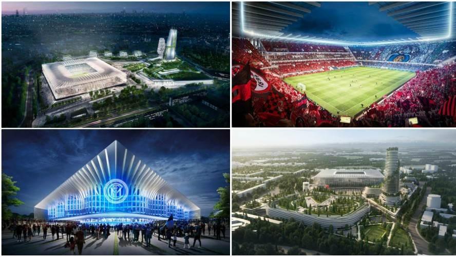 """ملعب عالمي جديد في """"سان سيرو"""""""