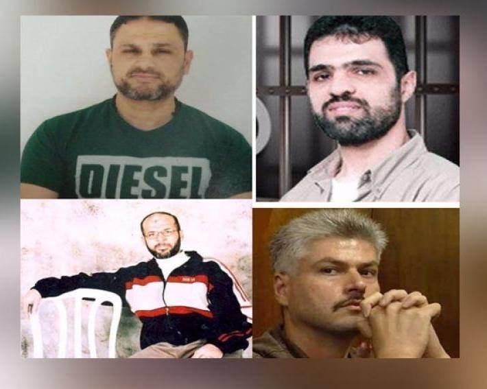 """أسرى فلسطينيون يقضون أحكاماً بـ""""المؤبد"""" يدخلون عامهم الـ19"""
