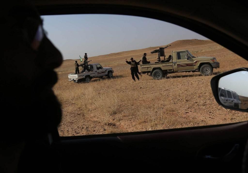 عمليّة أمنيّة للاستخبارات العراقيّة تقتل انتحارياً في الأنبار
