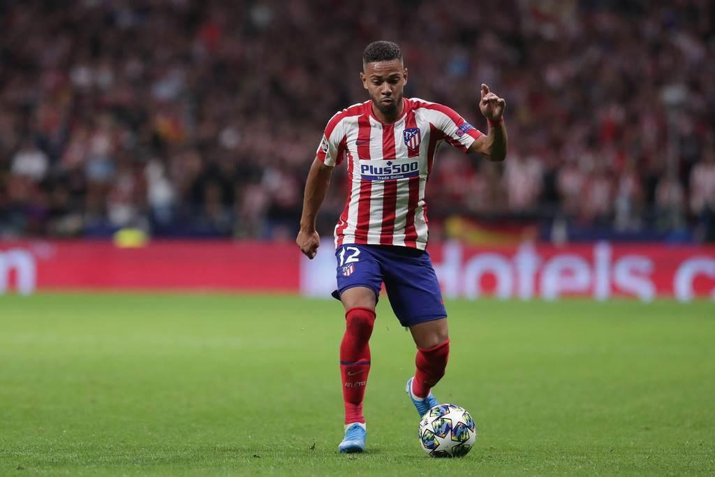 لودي لاعب أتلتيكو مدريد مصاب بكورونا!
