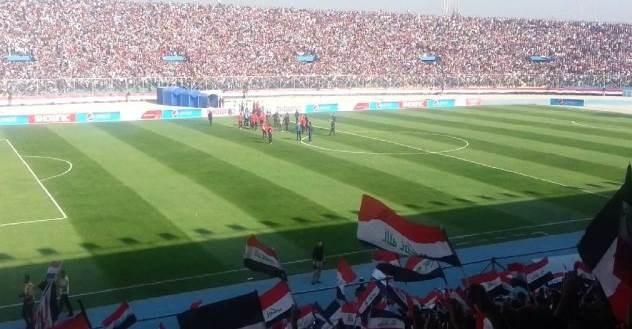 تمديد فترة تعليق مباريات بطولتَي العراق ومصر