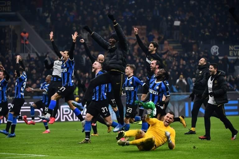 الدوري الإيطالي: إنتر لا إصابات بكورونا