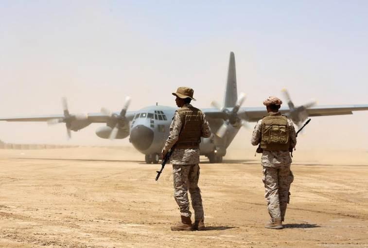 اليمن: التحالف السعودي يشن أكثر من 50 غارة في أقل من 48 ساعة