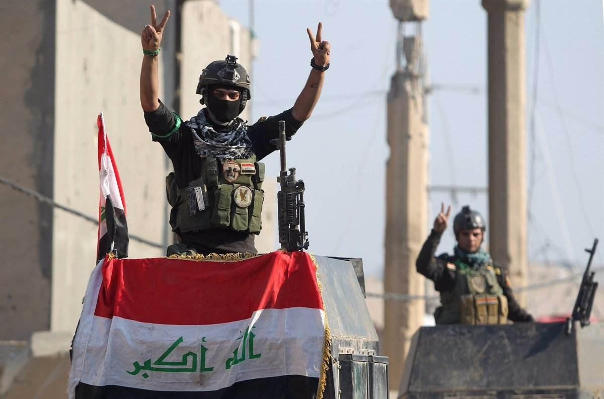 """الحشد الشعبي يحبط هجوماً لـ""""داعش"""" شرق صلاح الدين"""