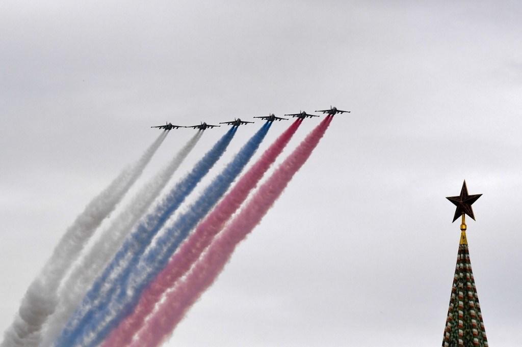 بمناسبة الذكرى الـ75 للنصر..بوتين: نحن لا نقهر عندما نكون معاً