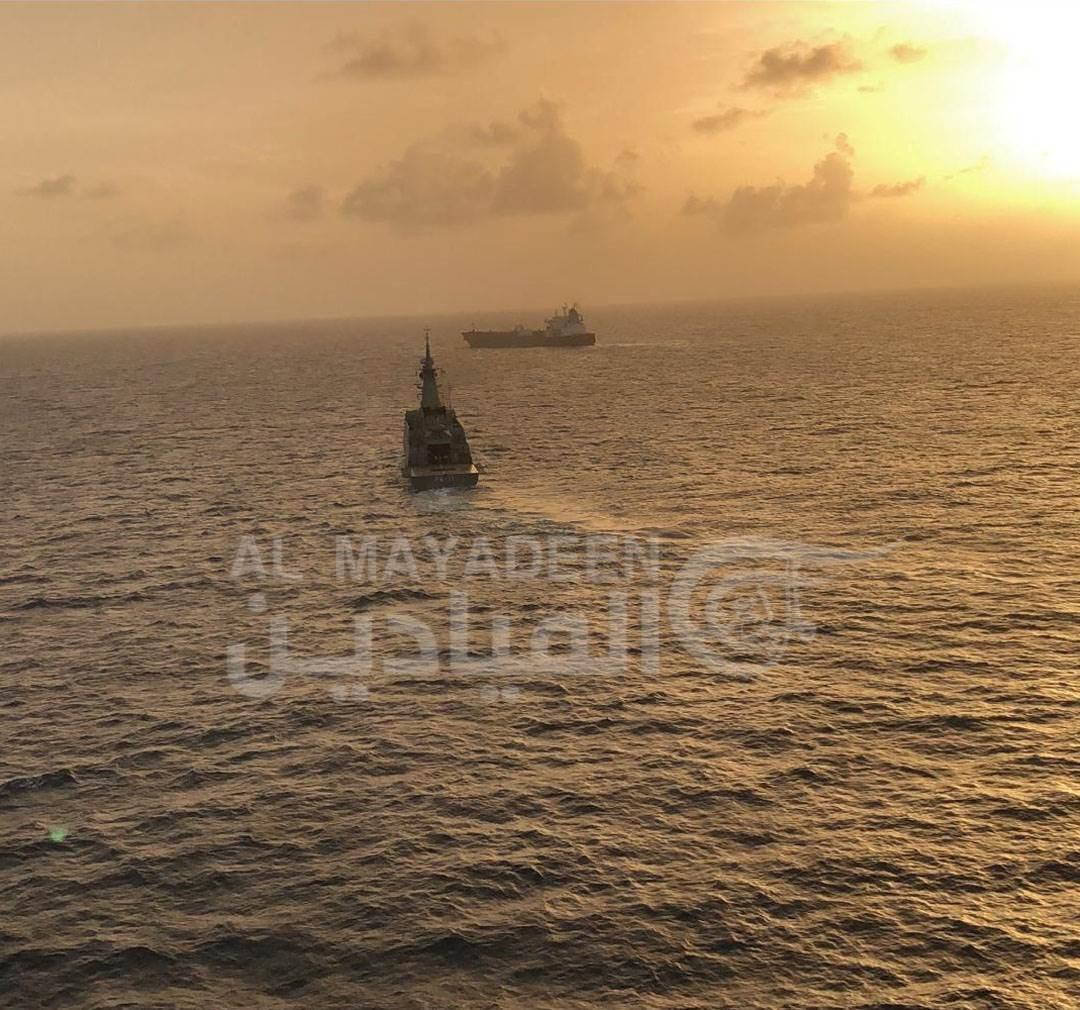 ناقلة النفط الإيرانية الخامسة تصل المياه الإقليمية الفنزويلية