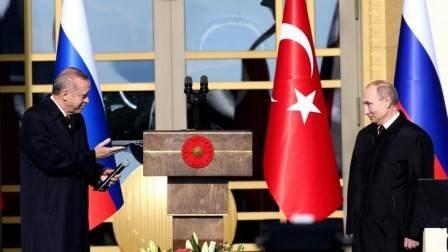 بعد إدلب وسوريا.. إردوغان يتحدى بوتين في ليبيا