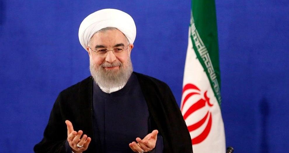روحاني لأشرف غني: العلاقات الثنائية بين إيران وأفغانستان تشهد تطوراً
