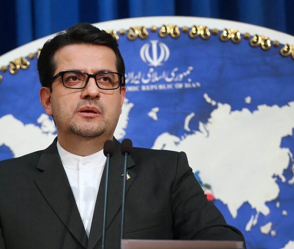 إيران للشعب الأميرکي: نقف إلى جانبكم في مظلوميتكم وندعو الشرطة لوقف العنف