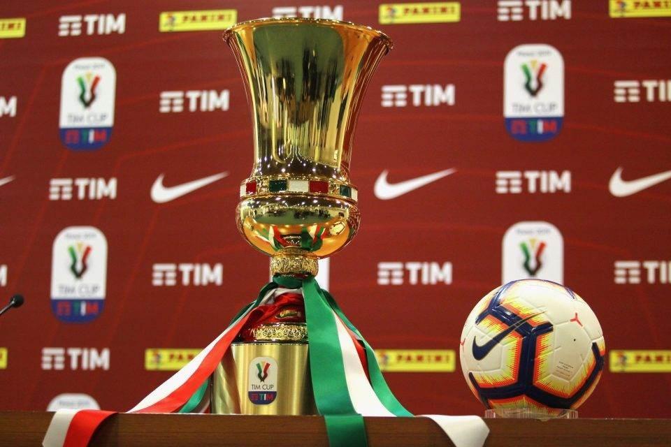 رسمياً: تحديد مواعيد مباريات نصف نهائي كأس إيطاليا