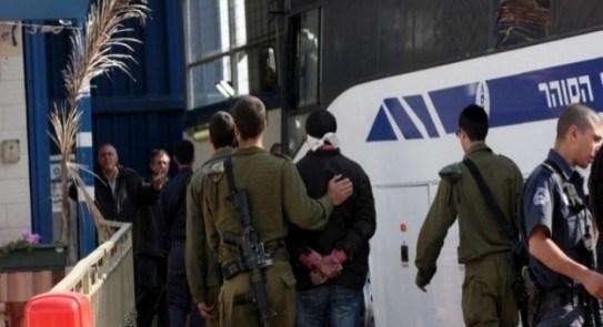 مؤسسات الأسرى: الاحتلال اعتقل 340 فلسطينياً الشهر الماضي