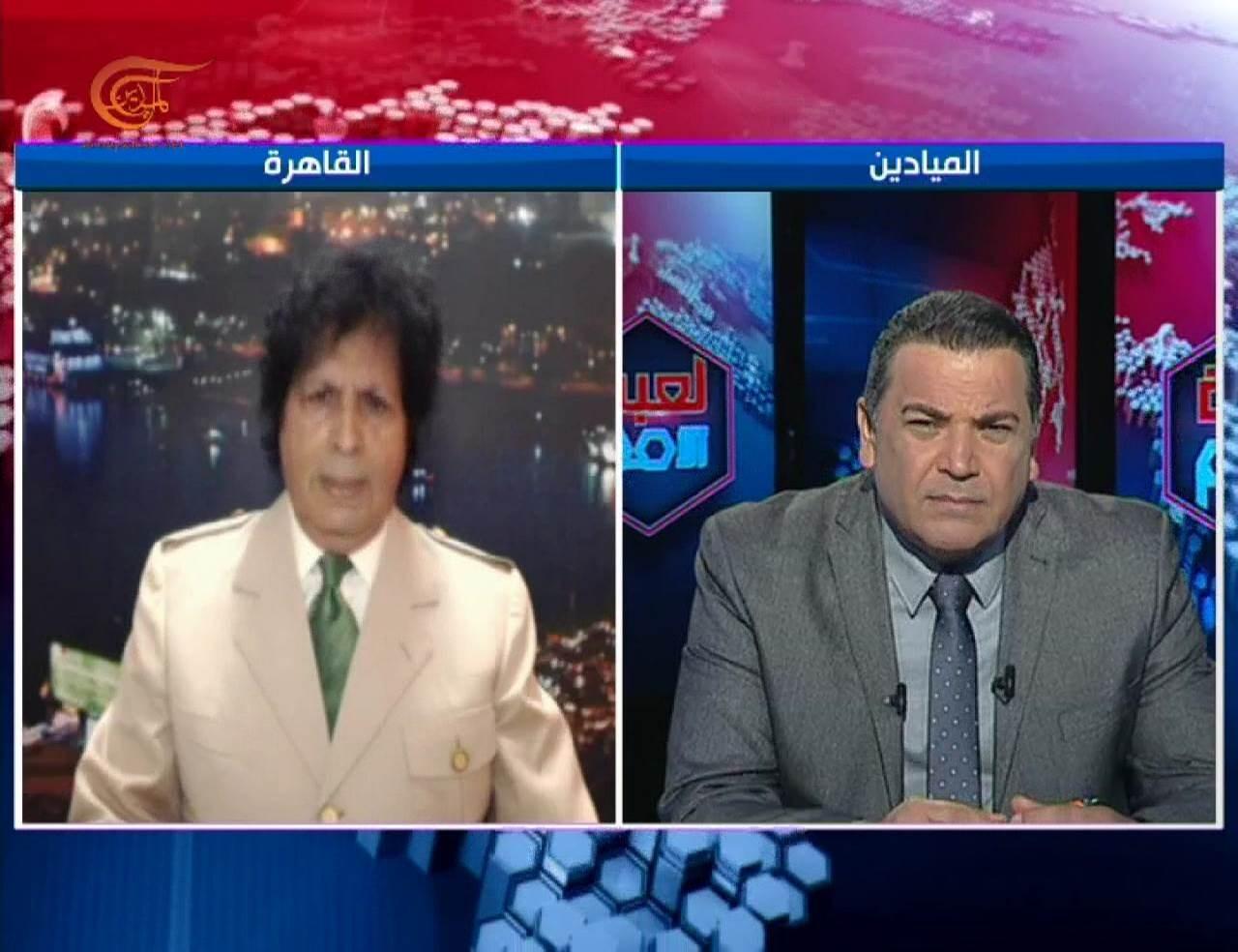 قذّاف الدم للميادين: الغرب يدير الصراع في ليبيا لينهب ثرواتها