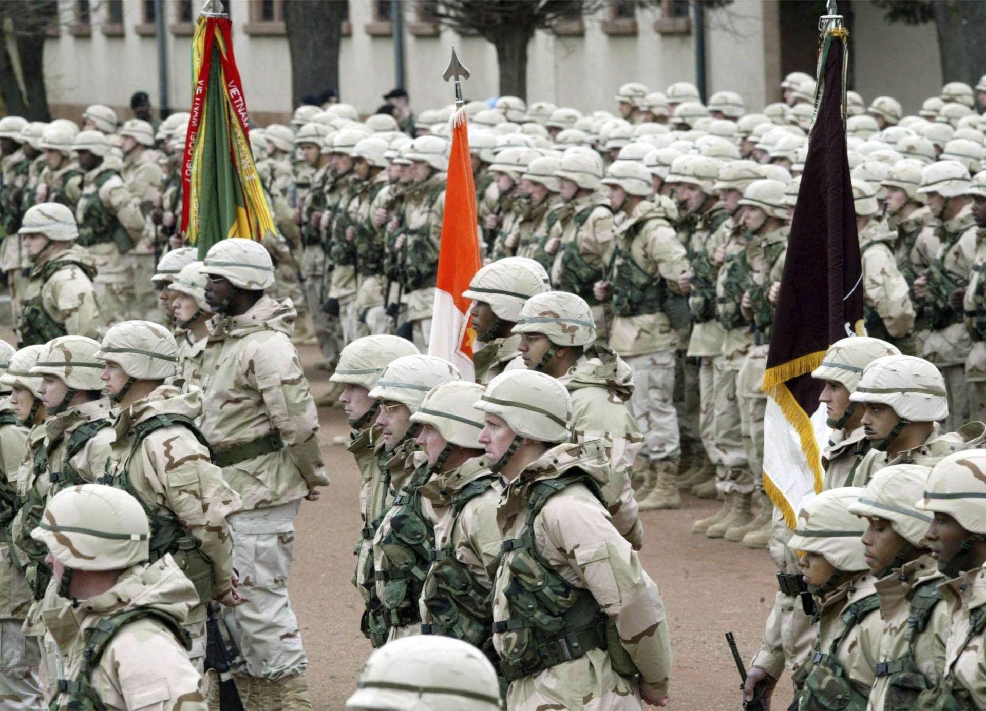 ألمانيا: أميركا تدرس احتمال خفض عديد قواتها على أراضينا