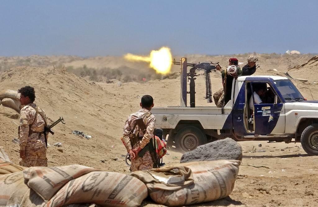 """تجدد المواجهات بين قوات هادي و""""الانتقالي""""  في محافظة أبين"""