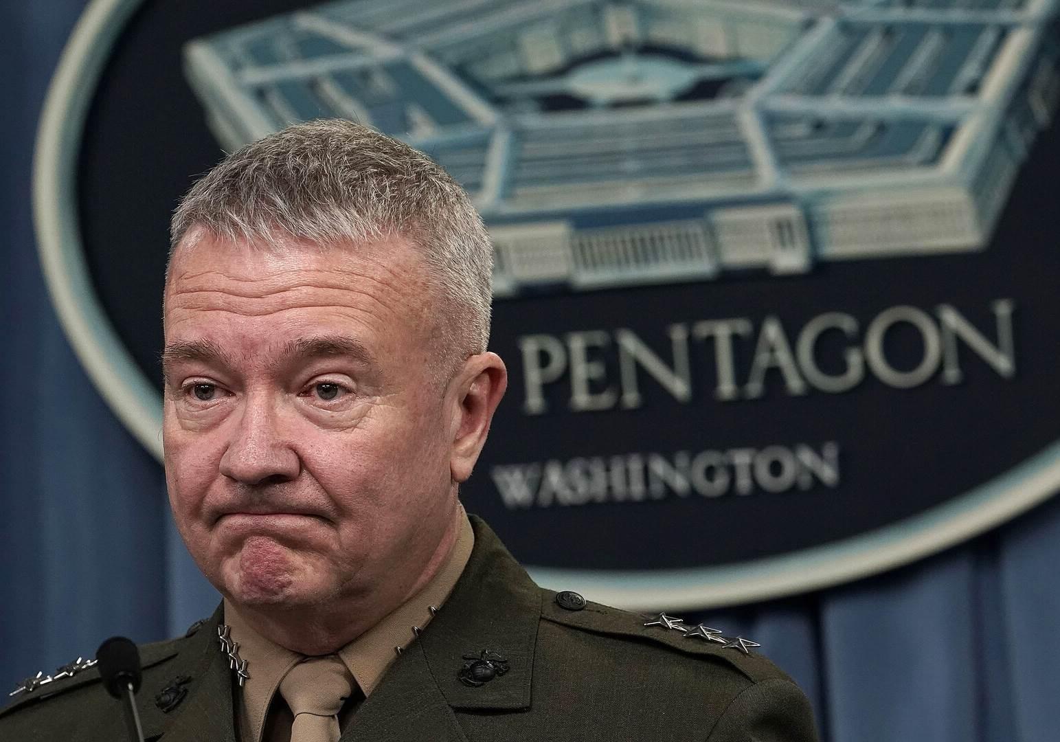 """""""جيروزاليم بوست"""": 10 ملاحظات سريعة من قائد القيادة المركزية الأميركية"""