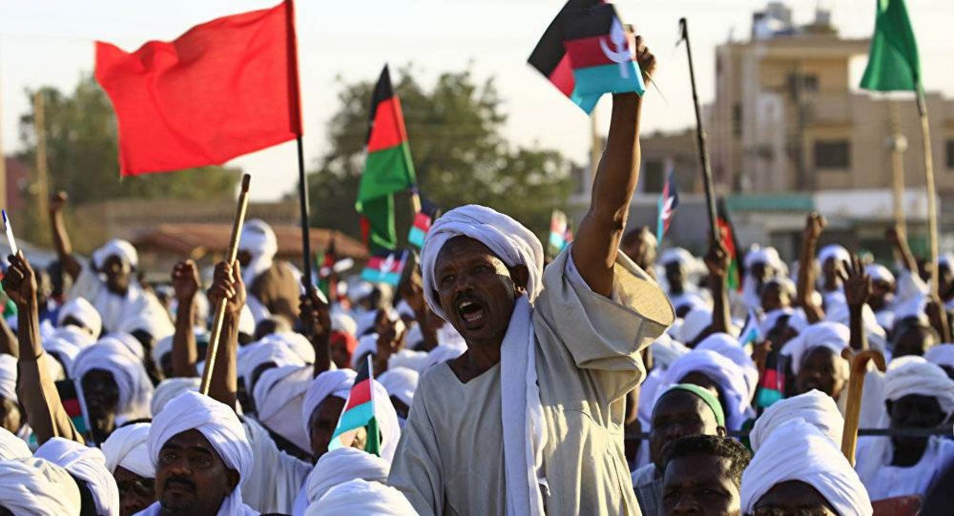 تظاهرات في عدد من المدن السودانية احتجاجاً على الأوضاع المعيشية