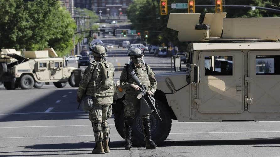اعتداءات جديدة للشرطة... وترامب يصف االمحتجين في سياتل بالقبيحين