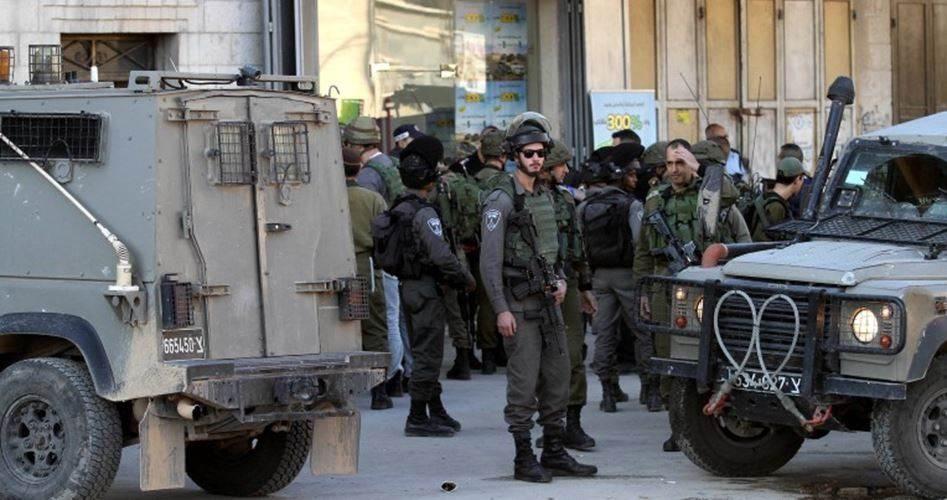بينهم فتية... الاحتلال يعتقل 17 فلسطينياً في الضفة