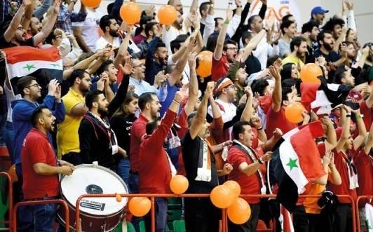 برنامج مباريات دوري كرة السلة السوري