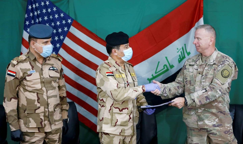 بدء المحادثات الأميركية-العراقية.. وبغداد عينها على تطبيق قرار البرلمان