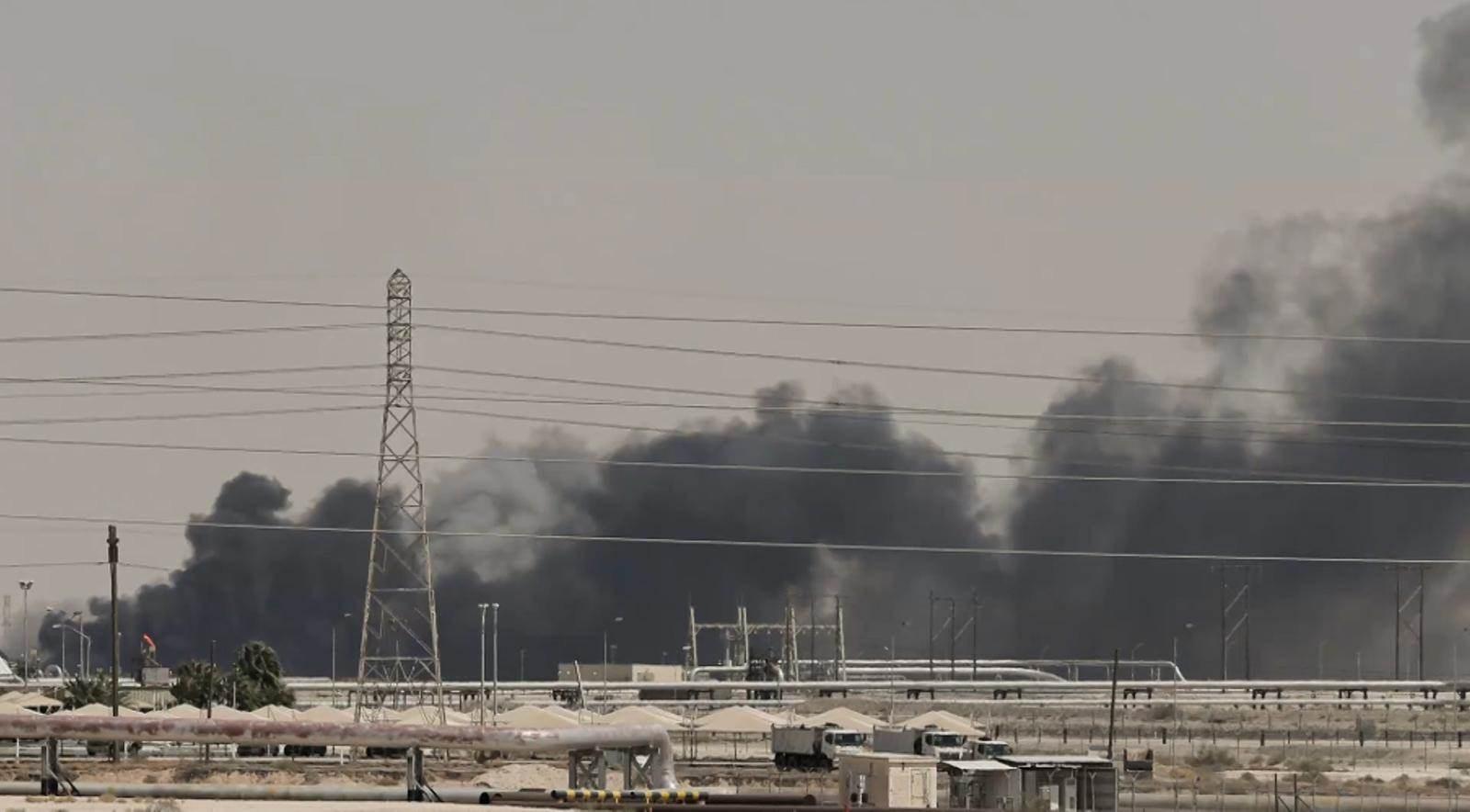 إيران: تقرير الأمم المتحدة حول منشآت أرامكو صادر بضغوط أميركية سعودية