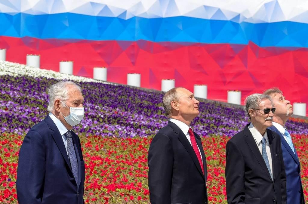 بوتين: غالبية مطلقة من الروس تدعم مشروع الإصلاح الدستوري