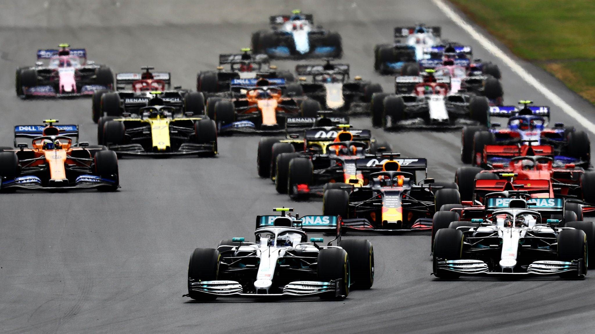 فورمولا 1: إلغاء سباقات أذربيجان، سنغافورة واليابان